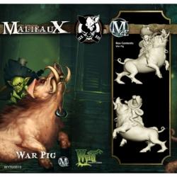 Malifaux 2E: Gremlins - War Pig (1)