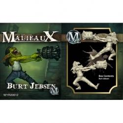 Malifaux 2E: Gremlins - Burt Jebsen (1)