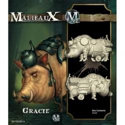 Malifaux 2E: Gremlins - Gracie (1)