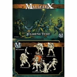 Malifaux 2E: Gremlins - Closing Time Box Set