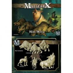Malifaux 2E: Gremlins - Hog Wild (6)