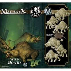 Malifaux 2E: Gremlins - Wild Boars (3)