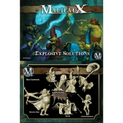 Malifaux 2E: Gremlins - Explosive Solutions (6)