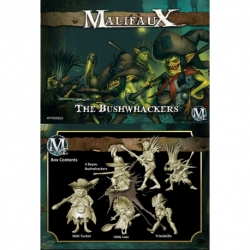 Malifaux 2E: Gremlins - The Bushwhackers (6)
