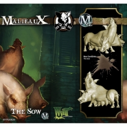 Malifaux 2E: Gremlins - The Sow