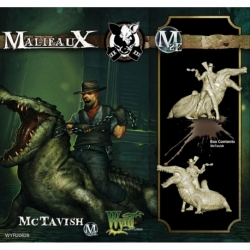 Malifaux 2E: Gremlins - McTavish (1)