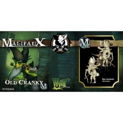 Malifaux 2E: Gremlins - Old Cranky (1)