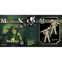 Malifaux 2E: Gremlins - Sparks (1)