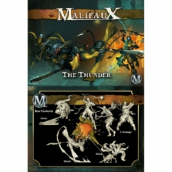 Malifaux 2E: Outcasts/Ten Thunders - The Thunder (6)