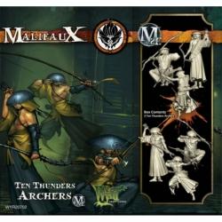 Malifaux 2E: Ten Thunders - Ten Thunder Archers (3)
