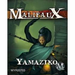 Malifaux 2E: Ten Thunders - Yamaziko (1)