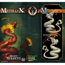 Malifaux 2E: Ten Thunders - Dawn Serpent (1)