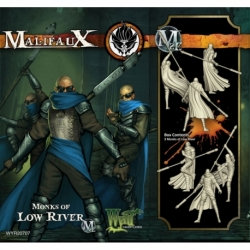 Malifaux 2E: Ten Thunders - Monks of Low River
