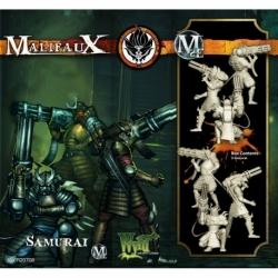 Malifaux 2E: Ten Thunders - Samurai