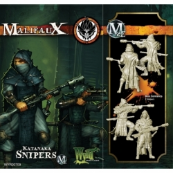 Malifaux 2E: Ten Thunders - Katanaka Snipers (2)