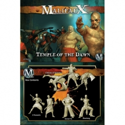 Malifaux 2E: Ten Thunders - Temple of the Dawn (7)