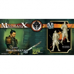 Malifaux 2E: Ten Thunders - Lone Swordsman (1)
