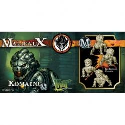 Malifaux 2E: Ten Thunders - Komainu (2)