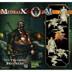 Malifaux 2E: Ten Thunders - Ten Thunder Brothers (3)