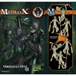 Malifaux 2E: Ten Thunders - Obsidian Oni (3)
