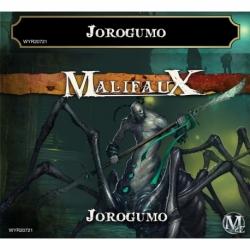 Malifaux 2E: Ten Thunders - Jorogumo (3)