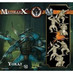 Malifaux 2E: Ten Thunders - Yokai (3)