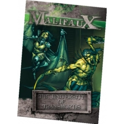 Malifaux 2E: Encounters - University of Transmortis Box Set