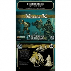 Malifaux 2E: Outcasts - Brotherhood of the Rat Story Encounter & Adventure Box (8)