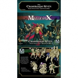 Malifaux 2E: The Crossroads Seven Story Encounter & Adventure Box (7)