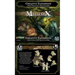 Malifaux 2E: Creative Taxidermy Story Encounter & Adventure Box (8)