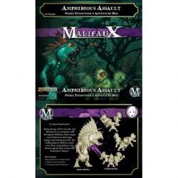Malifaux 2E: Amphibious Assault Story Encounter & Adventure Box (4)