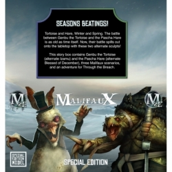 Malifaux: Tortoise & Hare Story Encounter & Adventure Box