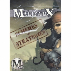Malifaux 2E: Schemes & Strategies Deck
