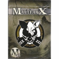 Malifaux 2E: Gremlins - Arsenal Deck (Wave 2)