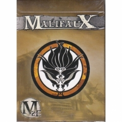 Malifaux 2E: Ten Thunders - Arsenal Deck (Wave 2)