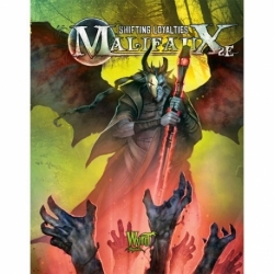 Malifaux 2E: Shifting Loyalties Rule Book