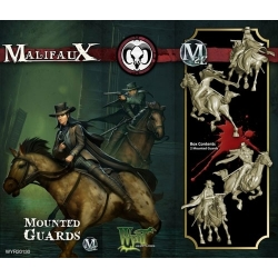 Malifaux 2E: Guild - Mounted Guards (2) (New Arrival)