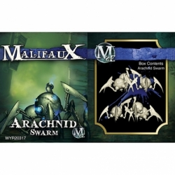 Malifaux 2E: Arcanists - Arachnid Swarm Box