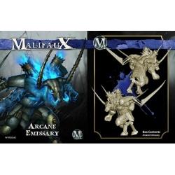 Malifaux 2E: Arcanists - Arcane Emissary (1)