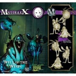 Malifaux 2E: Neverborn - Will o the Wisps (3) (New Arrival)