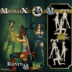 Malifaux 2E: Outcasts - Ronins Box (3)