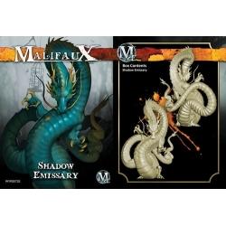Malifaux 2E: Ten Thunders - Shadow Emissary (1)