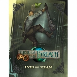 Through the Breach RPG: Into the Steam