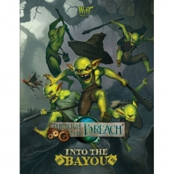 Through the Breach RPG: Into the Bayou