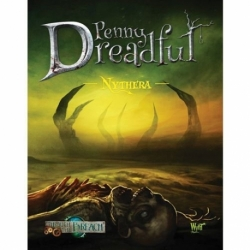 Through the Breach RPG: Penny Dreadful - Nythera