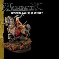 Malifaux: Outcasts - Leveticus, Avatar of Entropy