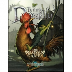 Through the Breach RPG: Penny Dreadful - The Bayou Games (Clearance)