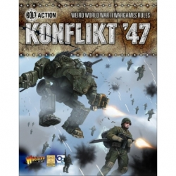 Konflikt 47 Rule Book