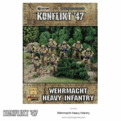 German Heavy Infantry Konflikt 47