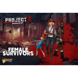 Project Z - Female Survivors